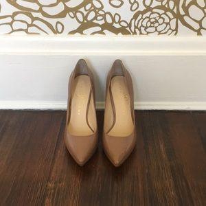 Ivanka Trump patent nude heels